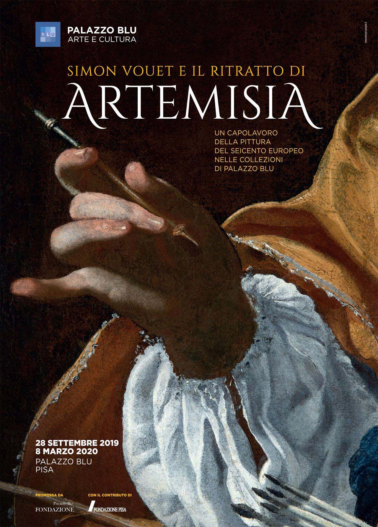 Simon Vouet E Il Ritratto Di Artemisia Palazzo Blu