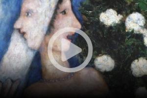 Marc Chagall: La sposa dai due volti, 1927