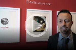 Tom Phillips Dante's Inferno: Giorgio Bacci, curatore della mostra