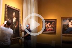 Artemisia Gentileschi parte per la National Gallery di Londra